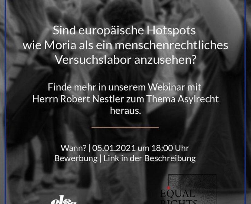 Asylrecht Webinar